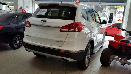 chery tiggo 5 2.0 luxury - 100% financiada-permutas !!