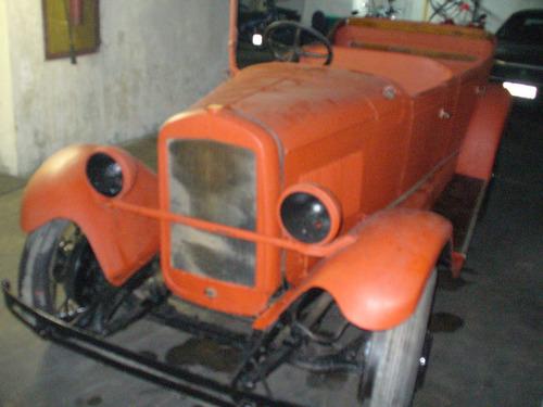 chevrolet 1928 - 4 cilindros.