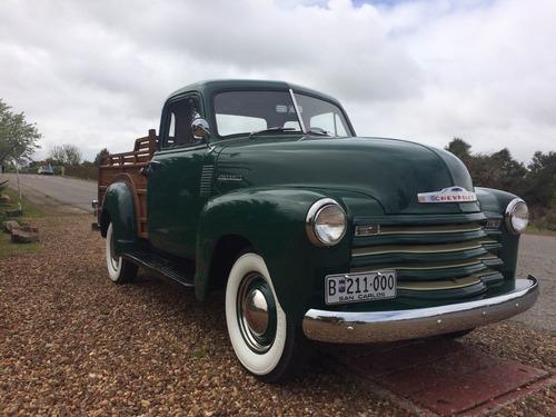 chevrolet 1951 pick up
