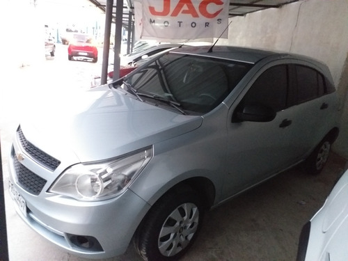 chevrolet agile 1.4 ls aa+da+mp3 2011