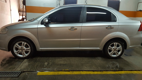 chevrolet aveo automatico full impecable
