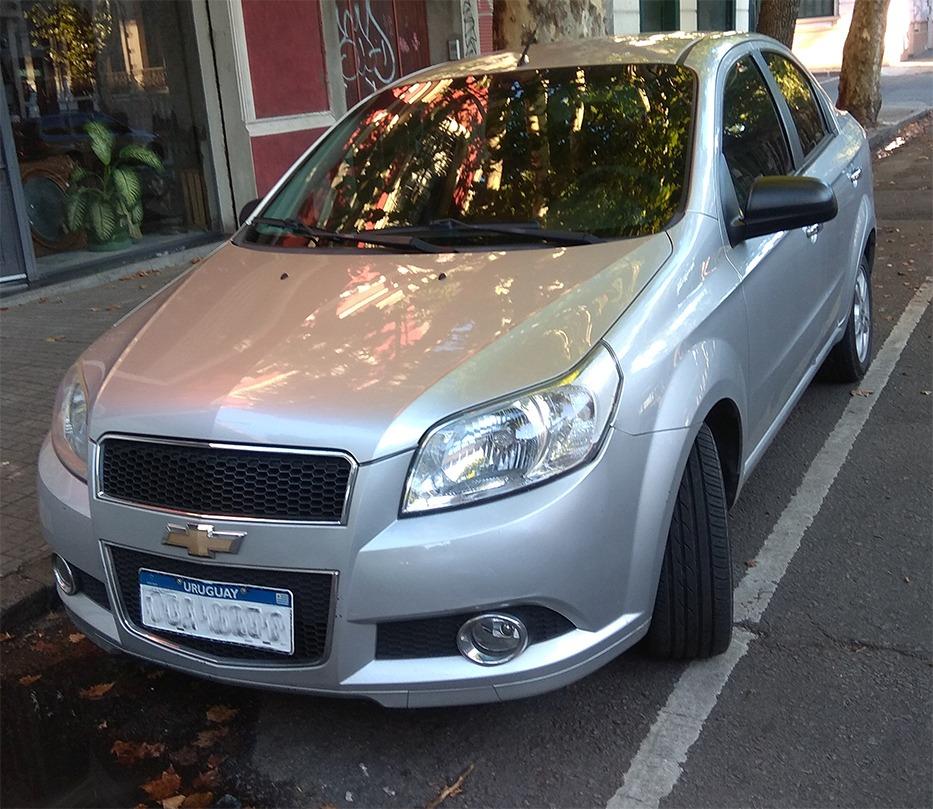 Chevrolet Aveo G3 16 Lt Us 12500 En Mercado Libre