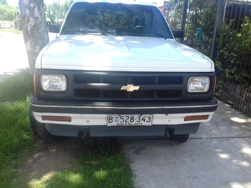 Chevrolet Blazer 25 Turbo Diesel4x4 Us 8000 En Mercado Libre