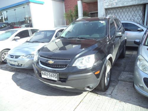 chevrolet captiva 2.4 automática 2011 u$s 19.490.- c/28534