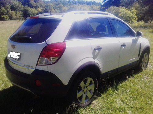 chevrolet captiva 2.4 lt mt 2011