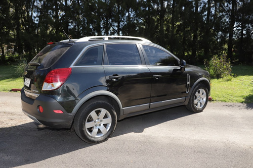 chevrolet captiva 2.4 lt mt awd 167cv