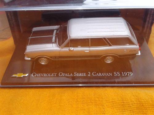 chevrolet caravan ss 79 .coleccion.  escala 1/43.