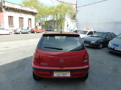 chevrolet celta 1.0 impecable 100% financiado galbo motors
