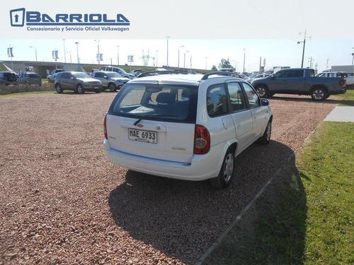 chevrolet corsa wagon 1.4 full 2011 excelente - barriola