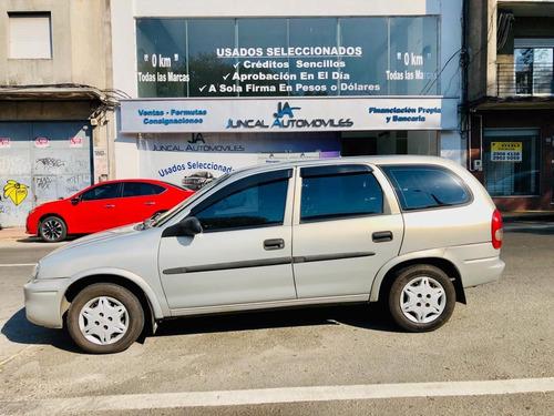 chevrolet corsa wagon año 2006 retira con u$d 2.900 full