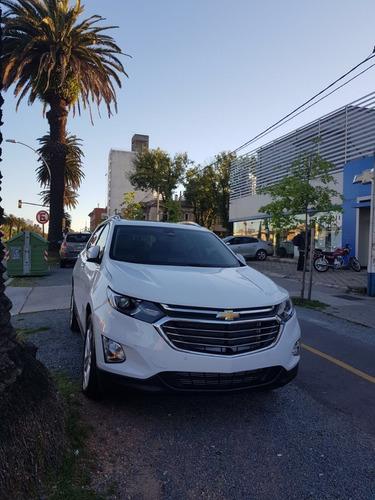 chevrolet equinox premier 1.5t aut. 0 km 2018  u$s 46.990.-