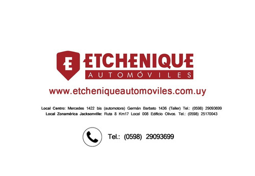chevrolet montana 1.8 ls full etchenique automoviles