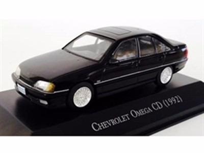 0713161daa8 Chevrolet Omega Cd Escala 1 43 Colección Ixo Brasil 11cm -   950