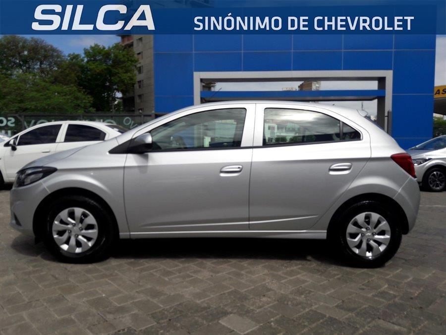 Chevrolet Onix Lt 5 Puertas Plateado 0km Nuevo Modelo 2018 U S