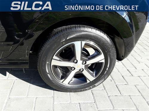 chevrolet onix ltz 1.4 negro 2017  0km super precio
