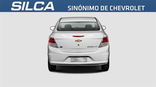 chevrolet prisma joy 4 puertas sedan blanco0km  modelo 2018