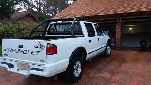 chevrolet s10 2.5 turbo maxion