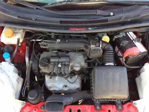 chevrolet spark 1.0 extra full 2010
