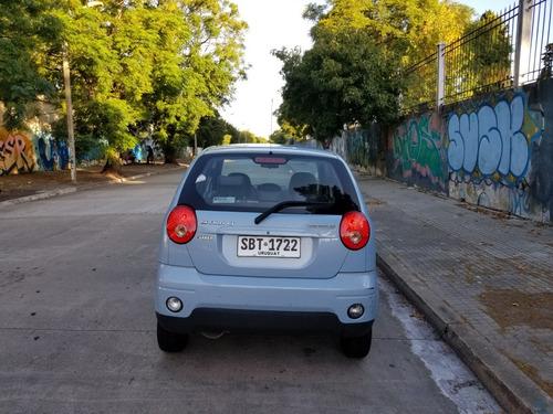 chevrolet spark 1.2 extra full  5 puertas 2014