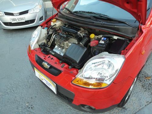 chevrolet spark lt 100% financiado galbo motors