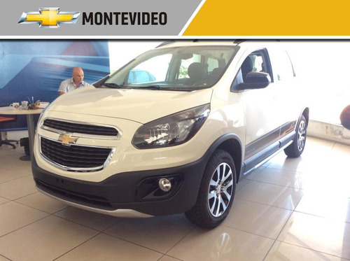 chevrolet spin active 2018 0km