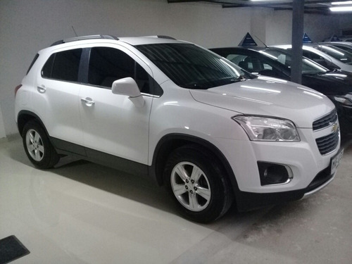 chevrolet tracker 1.8 lt fwd mt 4x2 2014