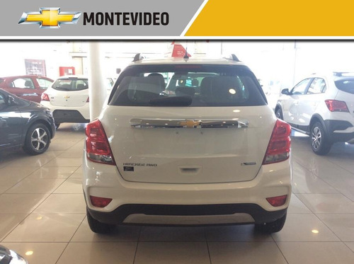 chevrolet tracker at 2018 0km