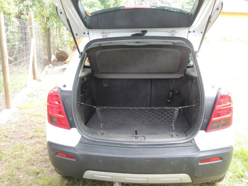 chevrolet tracker automatica 4x4 extra full- impecable