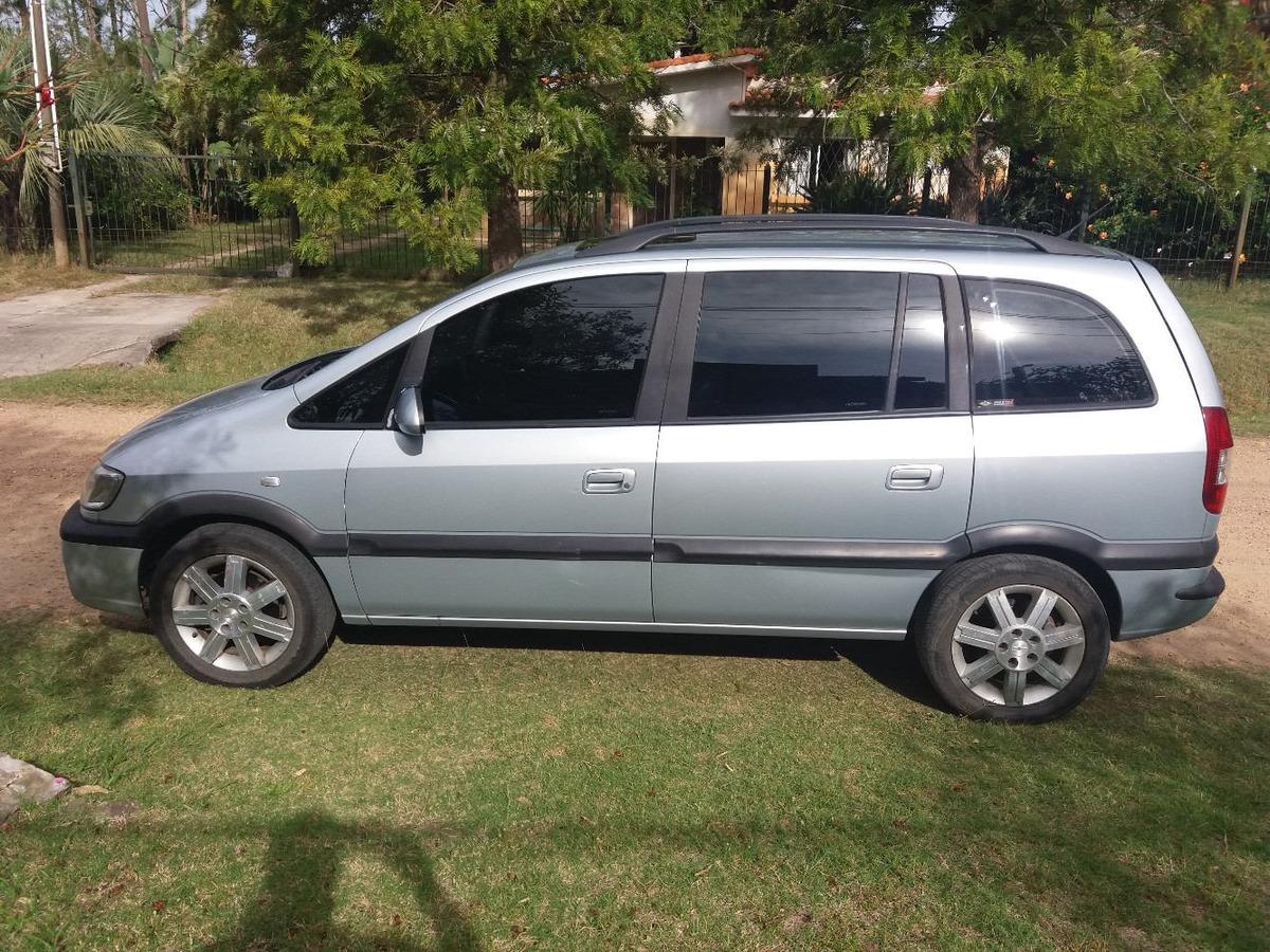 Chevrolet Zafira 2 0 A U00f1o 2010 - 7 Plazas - 108 000 Km
