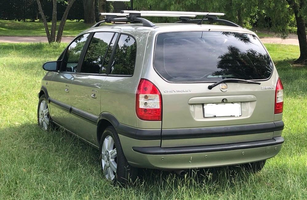 Chevrolet Zafira 20 Gls 136hp Us 10600 En Mercado Libre