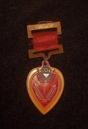 china - medalla  kuomintang lealtad militar.