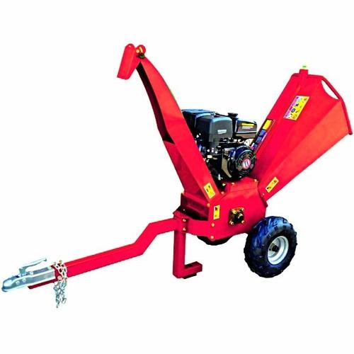 chipeadora o trituradora de ramas equus motor a nafta 15hp