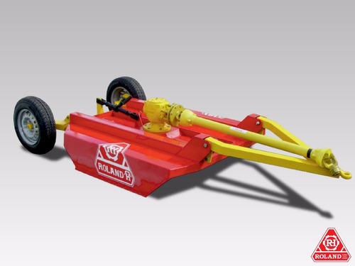 chirquera desmalezadora de tractor roland h005 arrastre