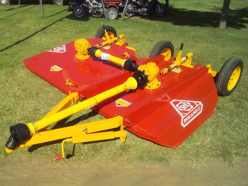chirquera desmalezadora de tractor roland h290 arrastre