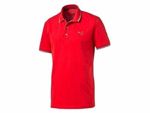 chomba puma original polo camiseta remera algodón de hombre