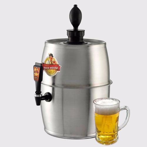 chopera cerveza - capacidad 5.6 litros