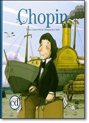 chopin coleção os compositores de anna obiols panda books /
