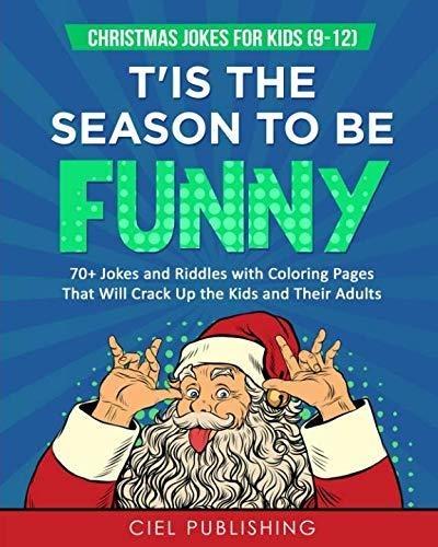 Jokes For Kids (9-12) : Ciel Publishing