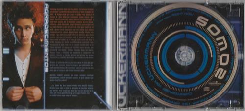 christopher von uckermann - cd somos - ( rbd ) - 2010