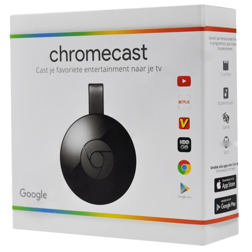 chromecast 2 - mira