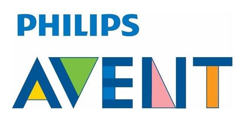 chupete free-flow philips avent bpa free x 2 0-6m scf178/23