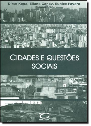 cidades e questões sociais de dirce koga terra cota
