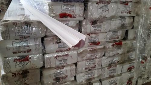 cielorraso de pvc - solo barracas - u$s 4,16 iva incl