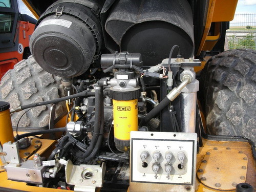 cilindro compactador