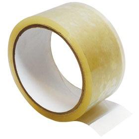cinta de embalar transp o marron 48*50 paq. x 6 cintas