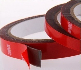 cinta doble faz 3m cinta adhesiva uso automotriz x metro
