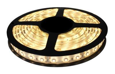 cinta led 5mts swp5600a luz calida 120 led exterior