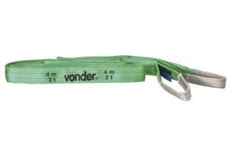 cinta para cargas 4mts 2 toneladas vonder (630985) herracor