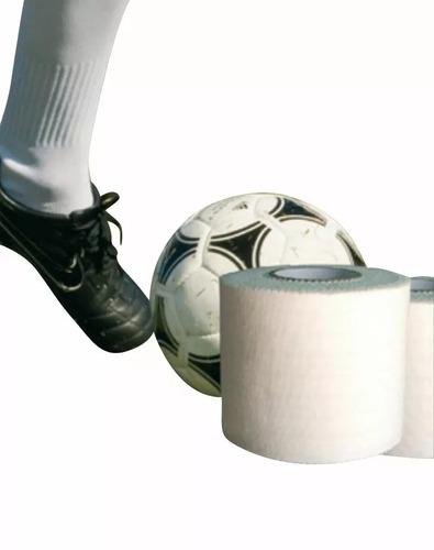 cinta sportaping 5cm. x  5 mts. x 6 unidades