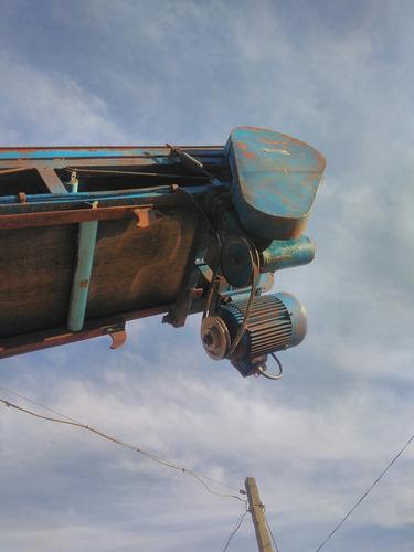 cinta transportadora agro industrial